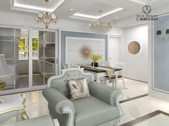 10-15万90平米公寓美式风格客厅设计图