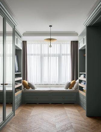 富裕型90平米一室两厅北欧风格衣帽间装修案例