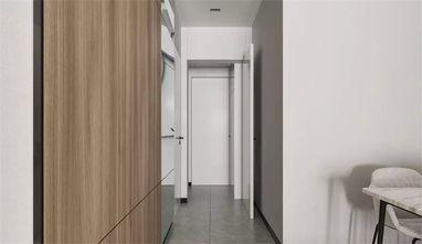 15-20万140平米别墅轻奢风格走廊图片大全