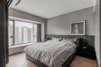 10-15万三室两厅工业风风格卧室装修效果图