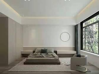 3万以下140平米别墅现代简约风格卧室装修效果图