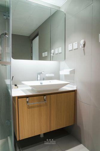 富裕型120平米日式风格卫生间欣赏图