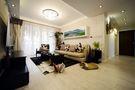 富裕型东南亚风格客厅装修案例