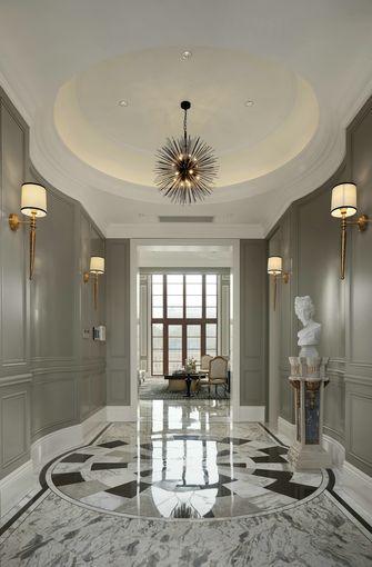 110平米三欧式风格客厅欣赏图