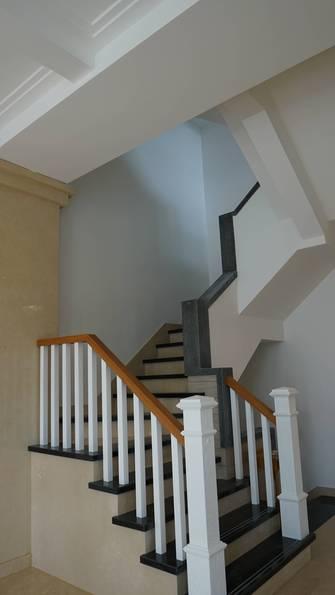 20万以上140平米别墅轻奢风格楼梯间装修效果图