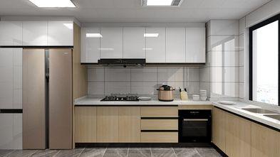5-10万120平米四室两厅新古典风格厨房装修案例