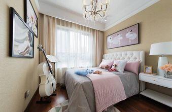 富裕型90平米三室两厅港式风格青少年房图