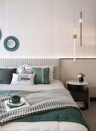 经济型100平米三轻奢风格卧室图片