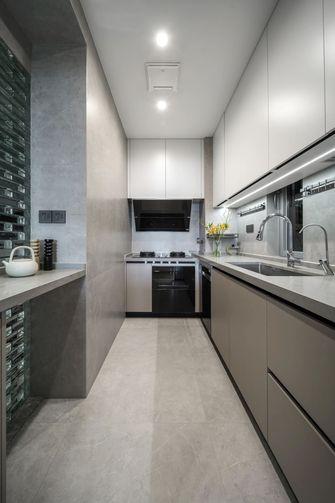 120平米四室一厅现代简约风格厨房图片