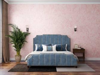 经济型100平米三英伦风格卧室欣赏图