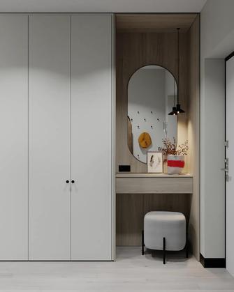 经济型100平米三室两厅现代简约风格玄关效果图