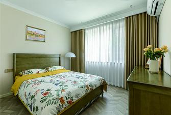 5-10万一室两厅北欧风格卧室装修图片大全