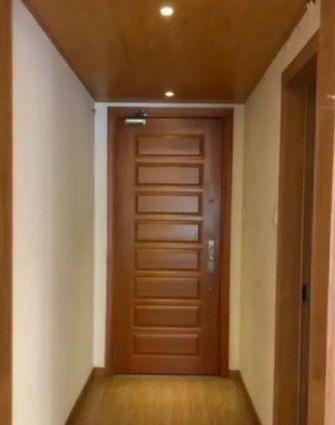 5-10万80平米日式风格玄关装修案例
