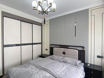 10-15万100平米三中式风格卧室欣赏图