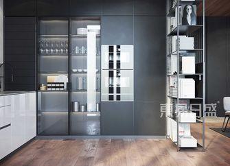 5-10万90平米三室两厅混搭风格厨房图