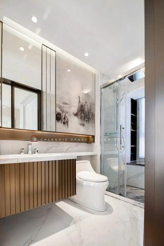豪华型140平米三室两厅欧式风格卫生间设计图