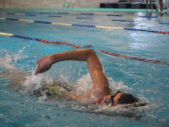 四川国际网球中心室内恒温游泳池
