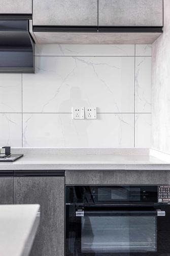 富裕型120平米现代简约风格厨房效果图