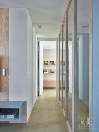 富裕型120平米日式风格走廊图片大全