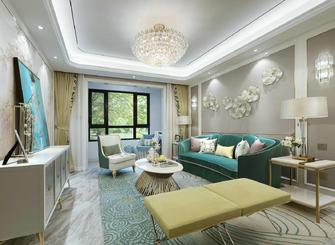 15-20万100平米三室两厅美式风格客厅图片大全
