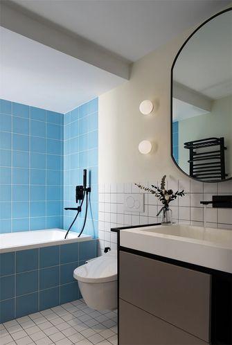 富裕型120平米四室两厅混搭风格卫生间图片