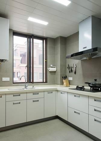 豪华型140平米复式北欧风格厨房装修图片大全