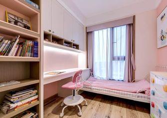 10-15万130平米三室两厅北欧风格书房效果图