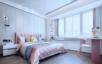 20万以上140平米四室一厅中式风格卧室图片大全