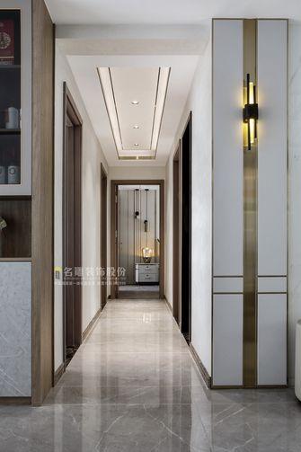 140平米四室两厅轻奢风格走廊图