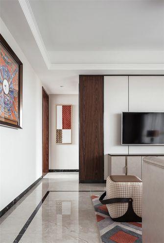 140平米三室两厅轻奢风格餐厅设计图