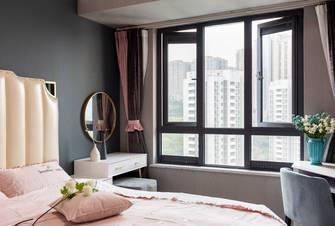 20万以上90平米四室两厅北欧风格卧室装修案例