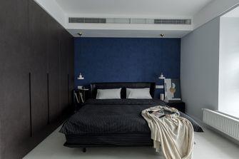富裕型120平米三室两厅英伦风格卧室欣赏图