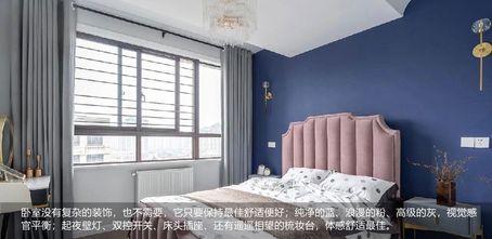 10-15万100平米四室两厅现代简约风格卧室装修案例