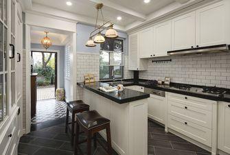 130平米四美式风格厨房图片