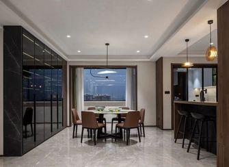 20万以上140平米四室四厅现代简约风格餐厅欣赏图