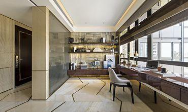 140平米三欧式风格书房效果图