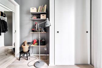 80平米公寓北欧风格衣帽间装修案例