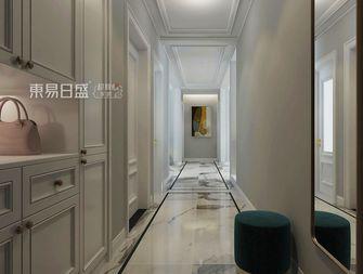 110平米三室两厅混搭风格走廊装修图片大全