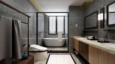 140平米四室两厅中式风格卫生间图片