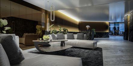 豪华型140平米三室两厅现代简约风格其他区域欣赏图