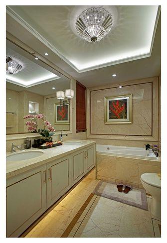 15-20万110平米三室两厅欧式风格卫生间图片