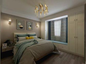 130平米三室一厅欧式风格卧室装修案例