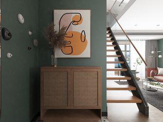 110平米三北欧风格楼梯间图片大全