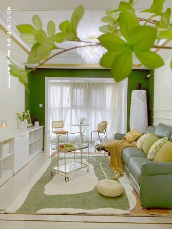 10-15万100平米三室一厅混搭风格客厅装修效果图