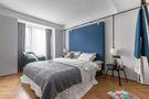 经济型90平米三室两厅北欧风格卧室装修图片大全