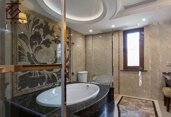 富裕型110平米别墅美式风格卫生间装修案例