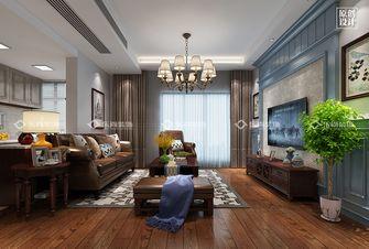 15-20万三室两厅美式风格客厅设计图
