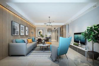 5-10万80平米欧式风格客厅图片