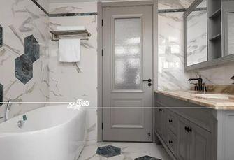 富裕型140平米四室两厅美式风格卫生间装修案例