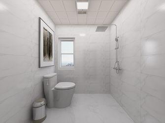 富裕型120平米四室一厅中式风格卫生间装修案例